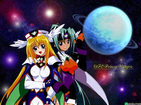 ufo princess valkyrie wallaper ufo princess valkyrie picture