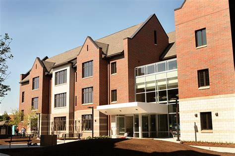 anna  barnard residence hall central michigan university