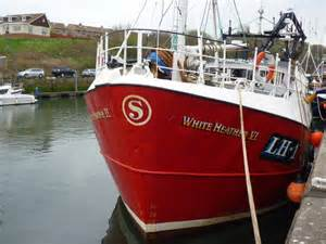 Scottish Fishing Boat Registration Numbers by Leith Registered Fishing Boats White 169 Richard West