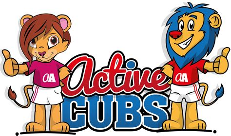 Meet Alfia and Alfie - Active Cubs