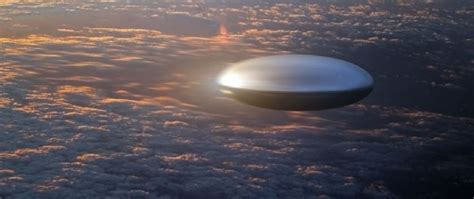 Incredible Disc Shaped Alien Craft Over Florida ...