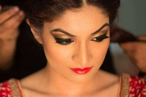 how to do wedding party makeup at home tips to get that