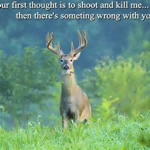 Quotes Against Hunting Animals