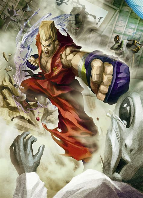 Paul Street Fighter X Tekken Wiki Fandom Powered By Wikia