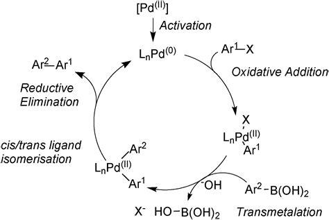 Suzuki Coupling Reaction by Selection Of Boron Reagents For Suzuki Miyaura Coupling