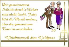 Glückwunschkarten Zur Goldenen Hochzeit : gl ckw nsche goldene hochzeit ~ Frokenaadalensverden.com Haus und Dekorationen