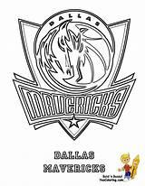 Coloring Mavericks Nba Dallas Basketball Printables Boys Bounce West Printable Yescoloring Rockets Houston sketch template