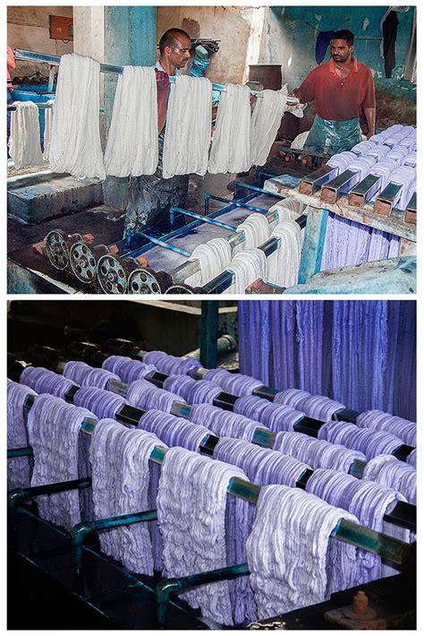 weaving lungi process dyeing making
