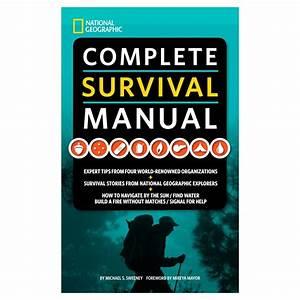 Complete Survival Manual