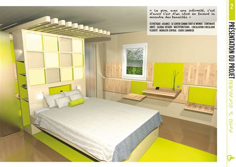chambre pmr chambre pmr on behance
