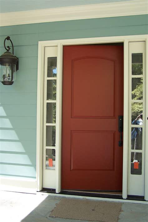 tara dillard choosing a front door color