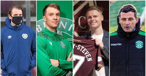 Hearts and Hibs transfers LIVE Gary Mackay-Steven speaks ...