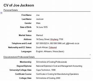 write a resume free learnhowtoloseweightnet With how to create a cv template in word