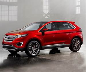 Ford Edge 2017 : new features and design refresh for 2017 ford edge ~ Medecine-chirurgie-esthetiques.com Avis de Voitures