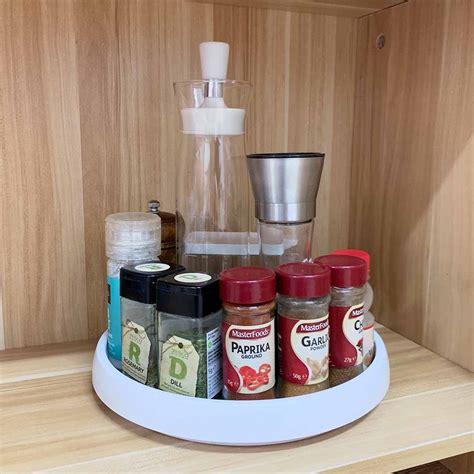 Kitchen Organization Turntable by Lazy Susan Turntable Kitchen Accessories Organization