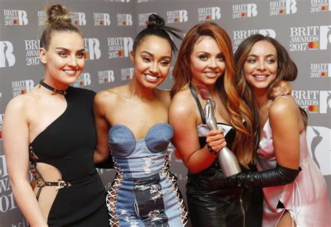 Perrie Edwards, Jesy Nelson Feuding? Little Mix Will Not ...