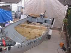 Restoring Aluminum Fishing Boats by 1000 Images About Restoring Aluminum Boats On