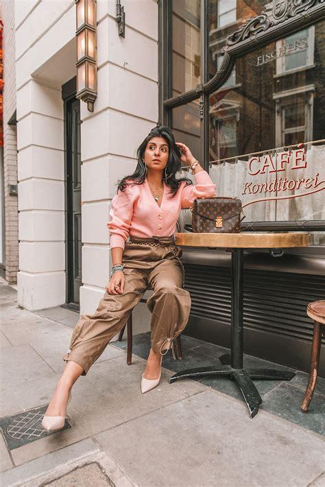wear  cargo pants trend  season  silk sneaker