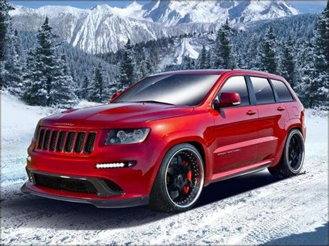 2012 Jeep Grand Cherokee Srt8 By Hennessey