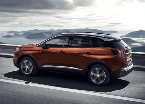 2017 peugeot cars peugeot 3008 2016 2017 pictures photos information of
