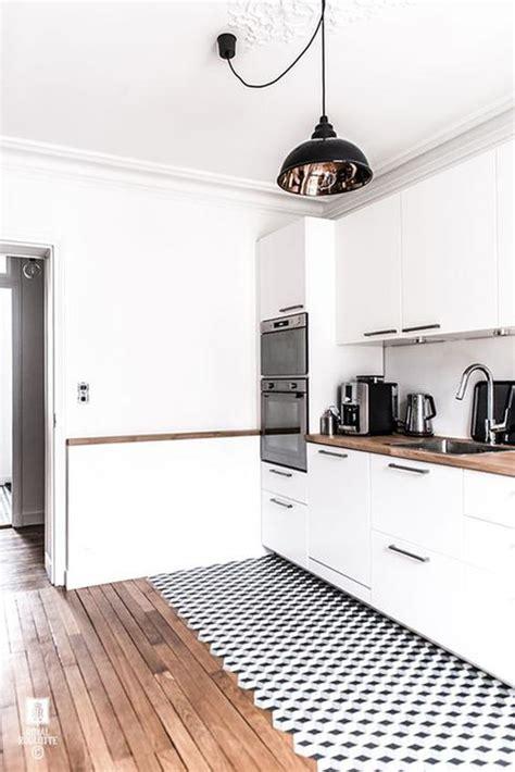 ceramique cuisine tendance 10 façons d 39 actualiser un plancher sans le changer