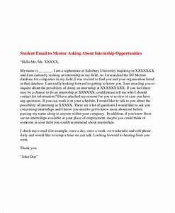 Cover Letter Medical Internship 19 Email Cover Letter Templates And Examples Free