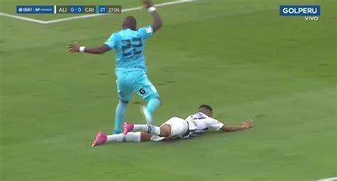 Alianza Lima vs. Sporting Cristal EN VIVO: ¿Fue penal? la ...