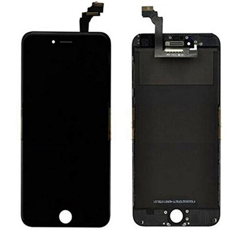 iphone touch lcd touch for iphone 6 plus black celcentro