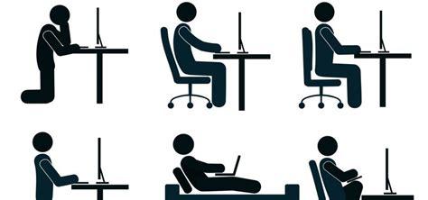5 astuces pour adopter une bonne posture assise au travail zentonik