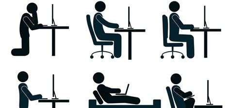 bonne posture au bureau 5 astuces pour adopter une bonne posture assise au travail