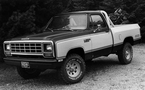 The History Behind The Dodge Ram