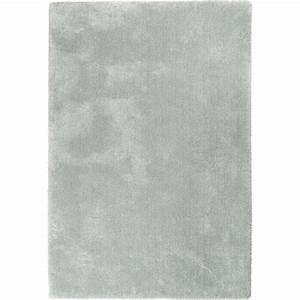 tapis shaggy esprit relaxx gris vert 130x190 With tapis gris vert