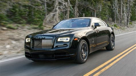 rolls royce wraith black badge  review car magazine