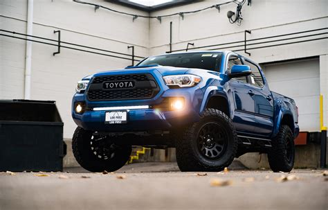 Toyota Tacoma Road Accessories by Tacoma Trd Road Package Vip Auto Accessories