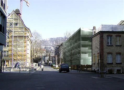 Botanischer Garten Bern Schule by Christian Dill Architekt Bauten Projekte Wettbewerbe