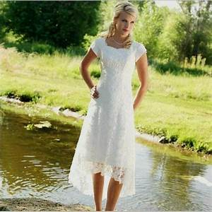 country style high low wedding dresses naf dresses With country style wedding dresses