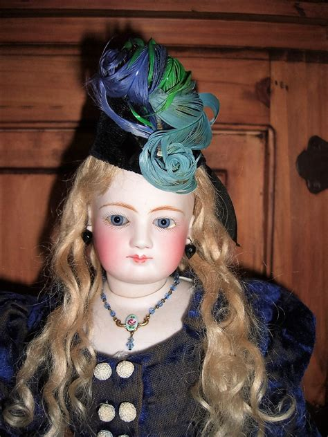 Hair Implants Shawnee Mission Ks 66279 20 Quot Antique Fashion Doll With Bisque Arms Antique