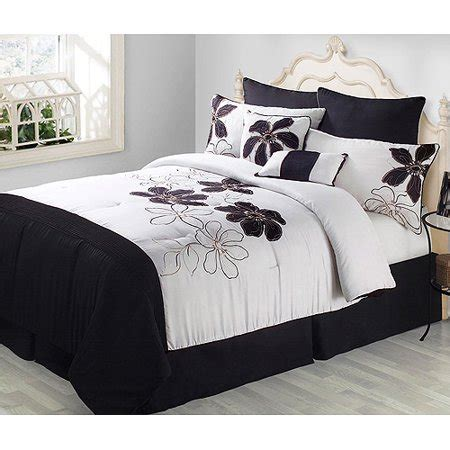black and white comforter sets discontinued fulton 8 comforter set black and