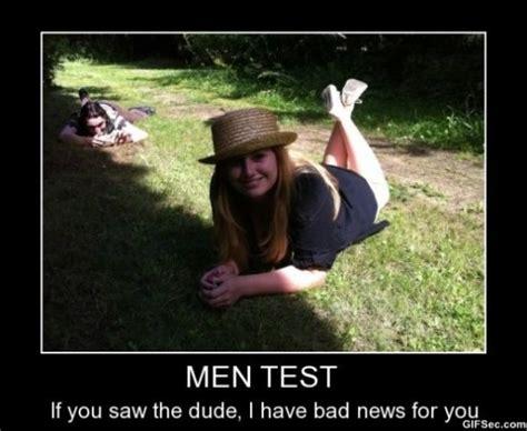 Gay Test Meme - men test girl memes jokeitup com