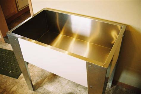 dog washing sink stainless stainless steel utility sink dog bathtub