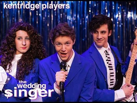 wedding singer kentridge high school spring