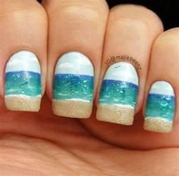 Gallery for gt beach nail art