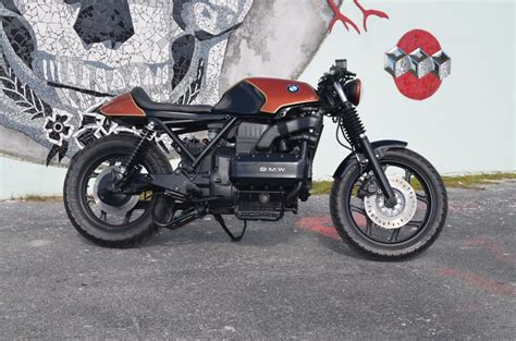 Bmw K100 Cafe Racer By Weston Customs