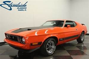 1973 Ford Mustang Mach 1 for sale #53654   MCG
