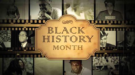 black history month  scagliotti youtube