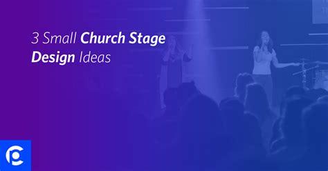 small church stage design ideas pro church tools