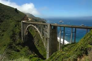 Pacific Coast Highway Bixby Bridge California