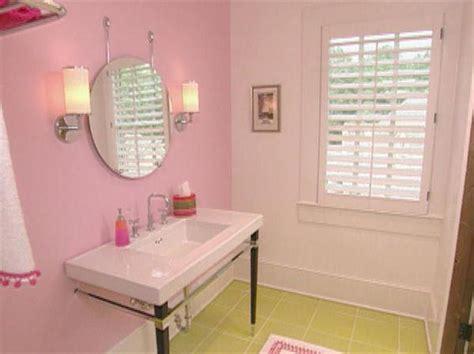 30 Modern Bathroom Designs For Teenage Girls
