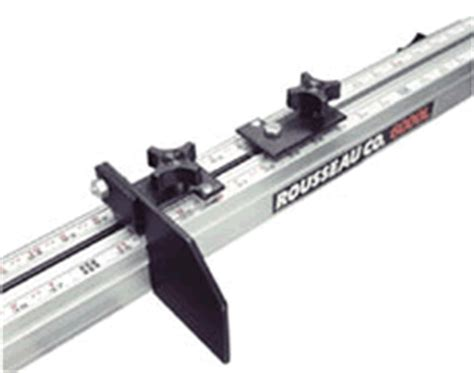 rousseau  side flip stop  mikes tools