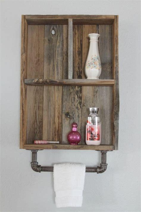 Reclaimed Wood Medicine Cabinet   Modern Style Home Design